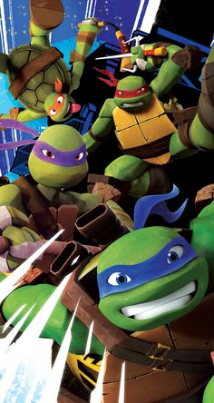 Anthony Petrie – Teenage Mutant Ninja Turtles Style Guide 2015 - My Reptiles World 2019 Ninja Turtles Pictures, Ninja Turtles Cartoon, Teenage Ninja Turtles, Ninja Turtles Art, Baby Turtles, Sea Turtles, Tmnt 2012, Tmnt Wallpaper, Ninja Party