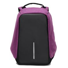 8e581b0fc05e9 Laptop Backpack USB Charging Anti Theft Backpack Men Women Travel Backpack  Waterproof School Bag