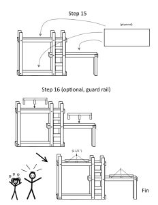 Triple Bunk Bed Plans / Domesticphilosophy