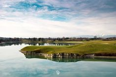 Hole 18 #fontanagc #golf Golf Courses, River, Outdoor, Outdoors, Rivers, Outdoor Games