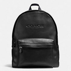 CHARLES BACKPACK IN SPORT CALF LEATHER
