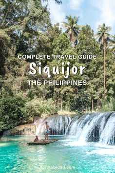 Travelling to Siquijor, The Philippines? Check out our best tips on what to do, when to visit, where to eat and where to sleep on Siquijor in The Philippines. #siquijor #philippines #asia #island #travel World Travel Guide, Asia Travel, Travel Guides, Travel Tips, Travel Plan, Budget Travel, Travel Images, Travel Pictures, The Mysterious Island