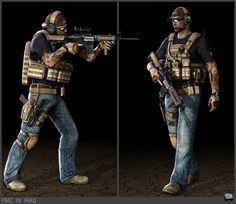 pmc loadout - Google Search