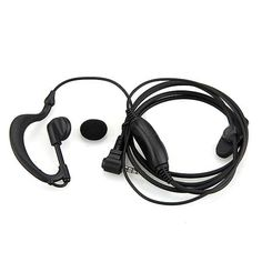 >> Click to Buy << 2015 High Quality Wholesale In-ear Imitated hook Headset Earphone Headphones for Walkie Talkie Radio Black new #Affiliate