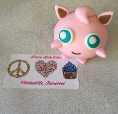 Fondant pokemon Cake Toppers/Decoration by PeacelovecakeTN on Etsy