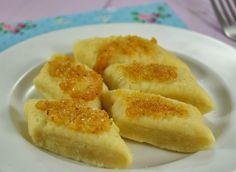 Pierogi leniwe, przepis z serem