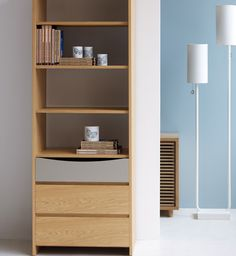 Lighting and storage by Conran for M