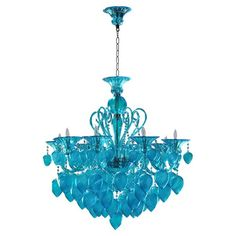 Coupon code seeing red chandeliers and ceiling canopy aqua colored chandelier aloadofball Choice Image