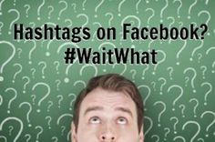 How To Use Hashtags In Your Social Media Marketing image wait hashtags on fb
