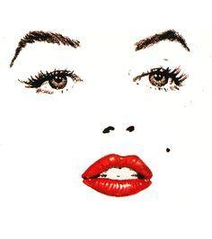 Marilyn art.