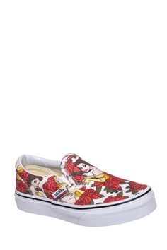 Disney slip on vans! 😍