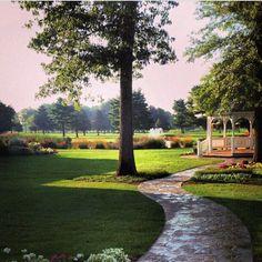 Summer mornings at swan lake resort, Plymouth Indiana!