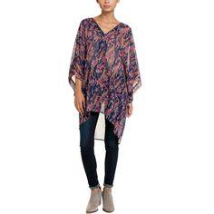 Nikki Coverup | Light and breezy - 100% silk | Amrita Singh Jewelry