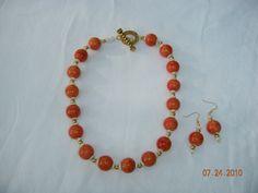 Necklace/earrimgs