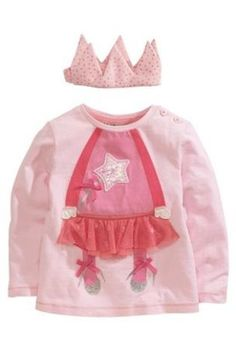 Buy Pink Princess Dress Up Set With Crown (3mths-6yrs) from the Next UK online shop