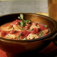 Turkey Vatapa by Cooking Light