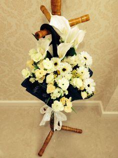 My umbrella bouquet