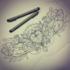 #tattoo kim graziano @thebunnymachine.tumblr.com