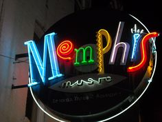 Walking In Memphis With the Family