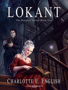 Cover art by Elsa Kroese for Draykon Series #2.