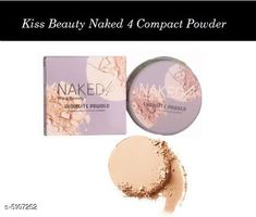 Compact Kiss Beauty Naked 4 Compact Powder Product Name: Kiss Beauty Naked 4 Compact Powder Multipack: 1 Product Type: Compact Powder Quantiy : 2 gm Country of Origin: India Sizes Available: Free Size   Catalog Rating: ★4.2 (2082)  Catalog Name: Make Up Proffesional Finishing Compact CatalogID_753155 C173-SC1994 Code: 651-5107252-522