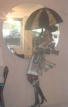 HAND MADE MIIROR BY WOOD.-Δείγμα απ τη μεγαλύτερη  γκάμα χειροποίητων καθρεφτών στην Ελλάδα. .-Το σύνολο μπορείτε να το δείτε στο/// www.x-esio.gr Modern Mirrors, Art, Art Background, Kunst, Performing Arts, Art Education Resources, Artworks