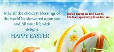 Happy Easter Quotes Religious wishes greeting card images christian Easter wishes Happy Easter Quotes, Happy Easter Wishes, Happy Easter Sunday, Happy Easter Greetings, Easter Monday, Easter Greetings Messages, Sunday Greetings, Easter Greeting Cards, Wishes Messages