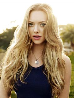 Hot Spring Summer Hair Color Trends 2014 #AmandaSeyfried