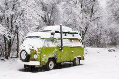? Genügend Solar Strom-Power Wintercamping ??? VW T2 Winter