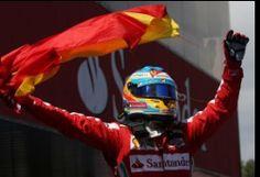 F1 Ferrari Driver - Fernando Alonso