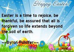 Easter quotes at http://linkshrink.com/a5q wishing you a Happy Easter :)