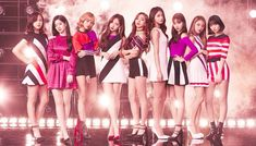 If there's one interesting group that debuted in the KPOP industry in the more recent generation, it would be TWICE. TWICE is a South Korean [. Kpop Girl Groups, Korean Girl Groups, Kpop Girls, Nct 127, Shinee, Got7, Twice Members Profile, Twice Group, Kpop Profiles