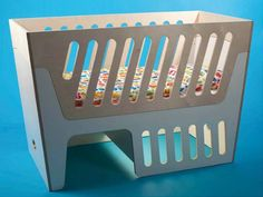 Fun and Modern Rocky Modular Cradle by Jäll & Tofta