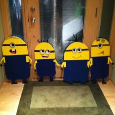 Minions for Birthday Party