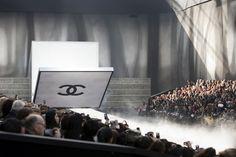 Chanel box walk