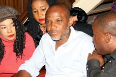 HEADLINES : Unconditional Release Of Nnamdi Kanu': IPOB Tables...