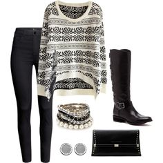 """Fall Casual"" by bribrisaid on Polyvore"