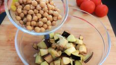 Cooking Recipes, Healthy Recipes, Eggplant Recipes, Garlic Butter, Veggie Dishes, Pasta, Pork Chops, Vegan Vegetarian, Carne