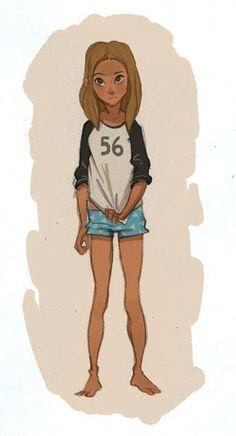 Anna Cattish - #illustration