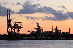 「工場 コンテナクレーン」の画像検索結果