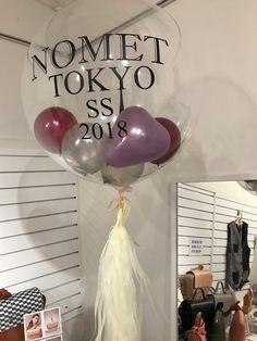 SS2018 Men & Women - NOMET SHOWROOM - Omotesando