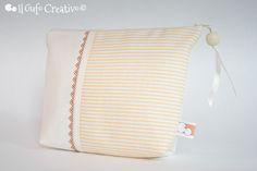 Embroidery in yellow pochette   Flickr – Condivisione di foto!