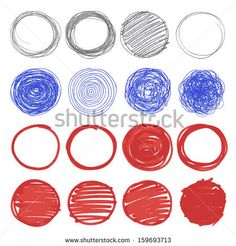 Find Set Hand Drawn Circles stock images in HD and millions of other royalty-free stock photos, illustrations and vectors in the Shutterstock collection. Thousands of new, high-quality pictures added every day. Drawing Sketches, Drawings, Drawing Techniques, Free Vector Art, How To Draw Hands, Royalty Free Stock Photos, Circles, Hand Drawn, Abstract