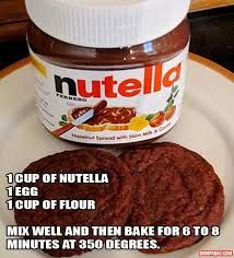 Probably not the best thing to add to a health and fitness board but.... they looks so easy to make and yummy to eat!!