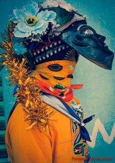 All things Mexico.Masks of Nurio, Michoacan, Mexico Mascaras de Nurio, Michoacan, Mexico Photography © Florence Leyret Jeune
