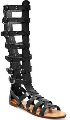 Madden Girl Penna Tall Shaft Gladiator Sandals #black #gladiator #sandals #shoes #fashion #trend