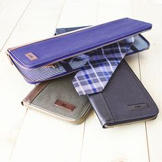 Every groomsmen (and every other tie-wearing man for that matter) will love the functionality of this personalized men's travel tie case. Bridesmaid Gifts From Bride, Wedding Gifts For Bride And Groom, Groomsmen Gifts Unique, Groomsman Gifts, Baby Boy, Wall Mounted Bottle Opener, Wedding Shoppe, Mens Travel, Presents For Friends