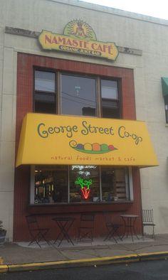 George Street Co-op  89 Morris Street New Brunswick, NJ