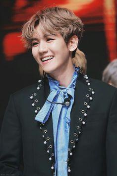 Amazing smile Baekhyun_Exo