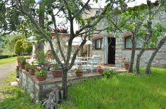Ferienhaus in der Toskana für 2 Personen mit Pool